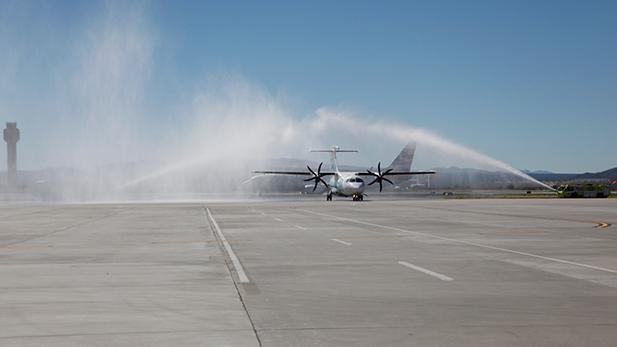 Aeromar 1st arrival