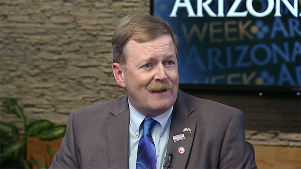 Bill Beard speaks on Arizona Week following Election Day 2016.