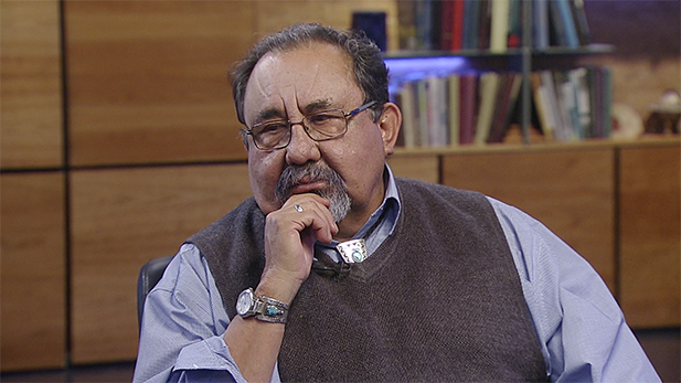 U.S. Congressman Raúl Grijalva, D-Ariz., speaks to Arizona Week following Election Day 2016.