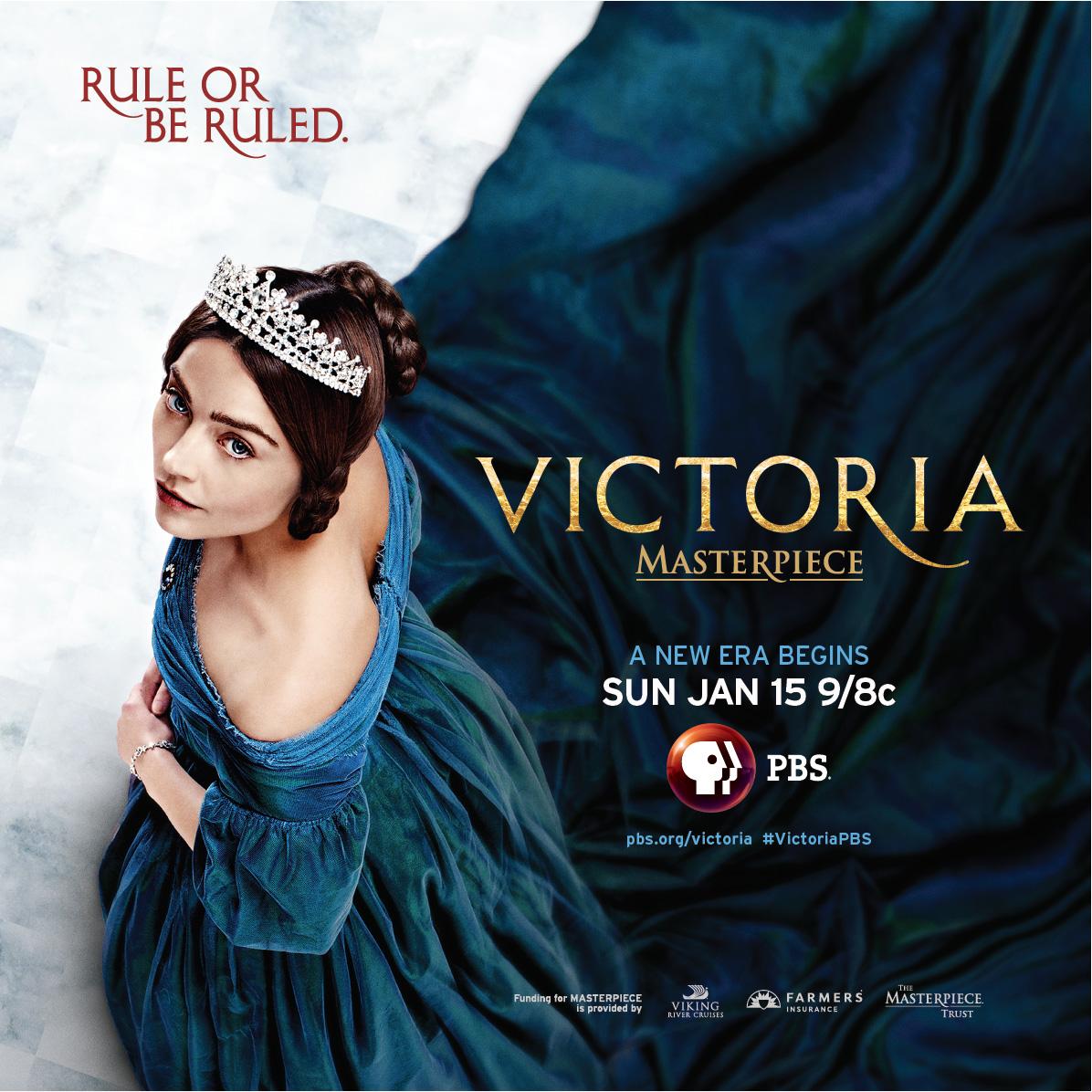 Victoria on PBS