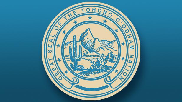 Tohono O'odham seal