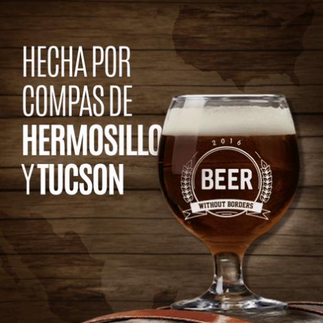 Buqui Bichi Borderlands beer brewery