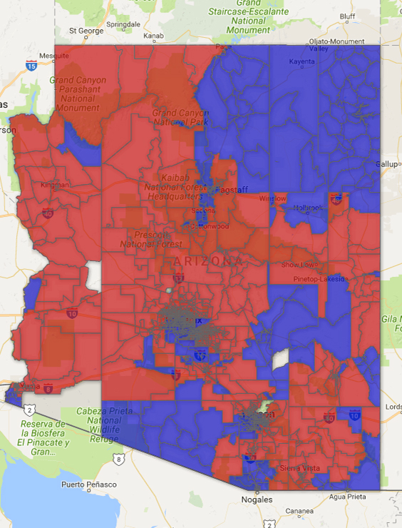Early Voting Is Wrapping Up In Arizona With 1 4m Ballots Cast Azpm