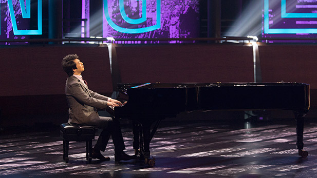 Lang Lang performs in his Live from Lincoln Center special.
