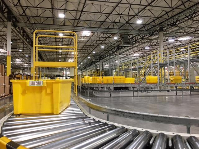 Amazon Warehouse in Phoenix Prepped for 24/7 Holiday Rush - AZPM