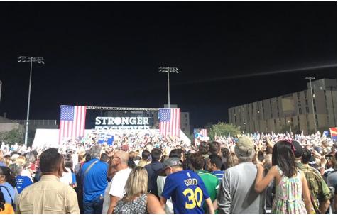 Clinton rally 11-2-16