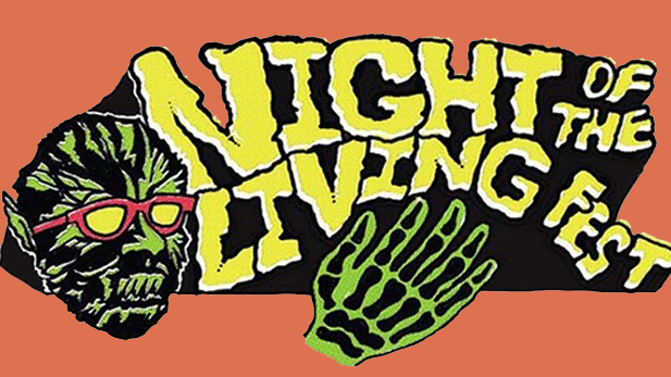 Night of the Living Fest logo, 2016.
