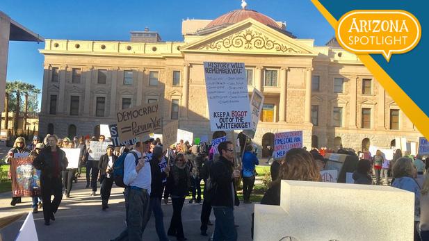 az spot electoral protest