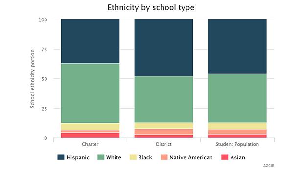 AZCIR ethnicity