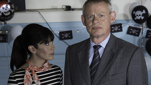 Doc Martin and Louisa from Season 7