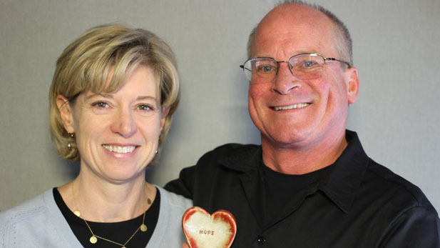 storycorps sue taylor and tom kleespie