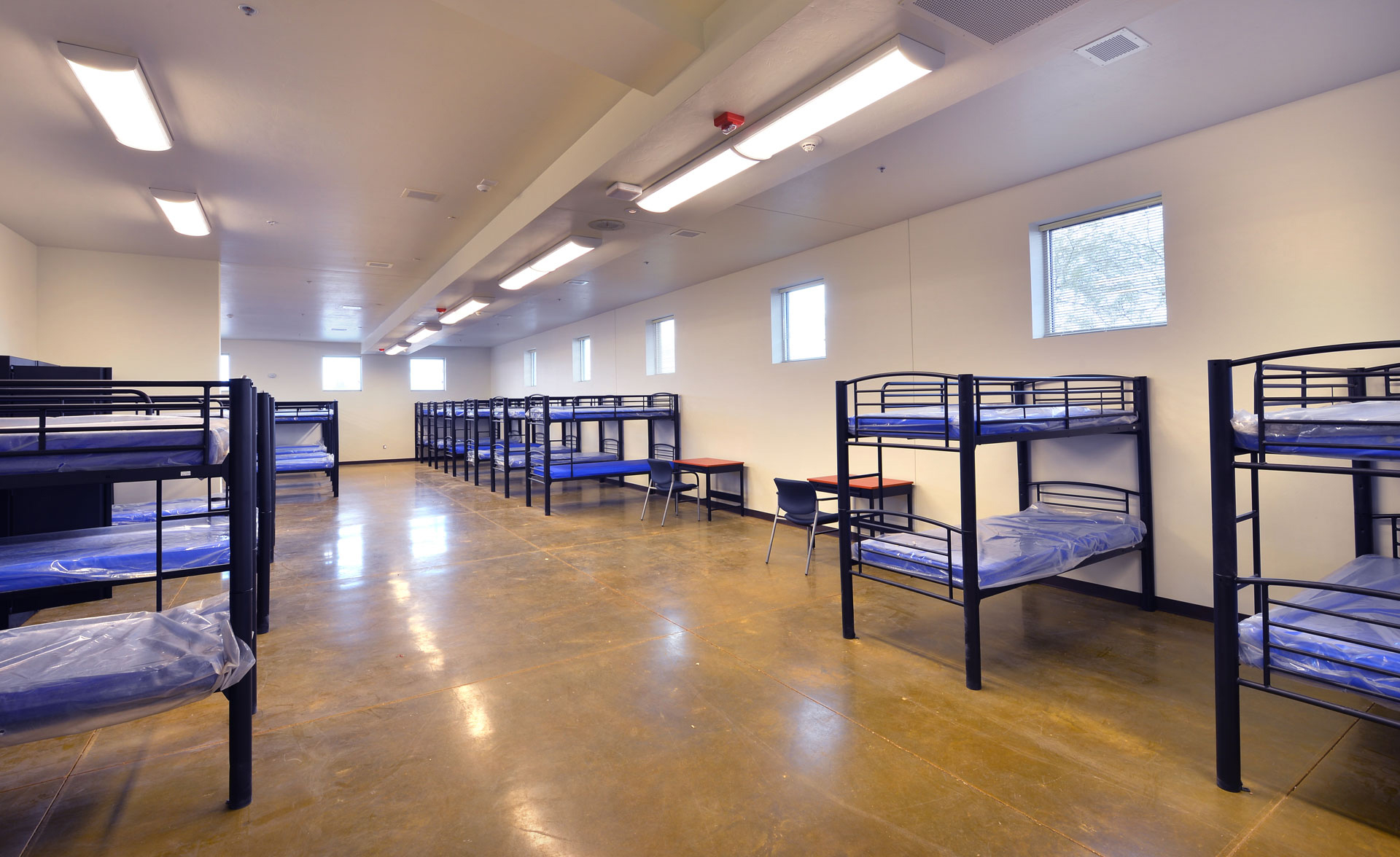 A Night in a Tucson Homeless Shelter AZPM