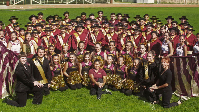Nogales Marching Band