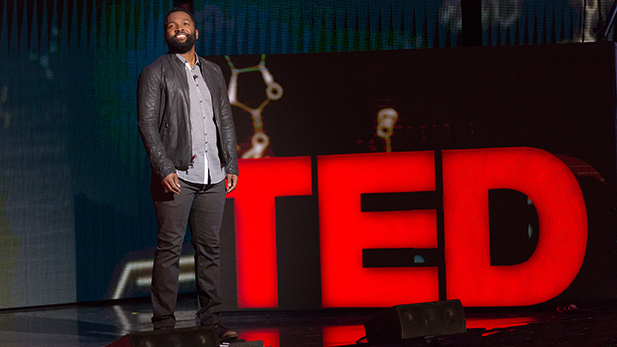 Baratunde Thurston hosts TED Talks: Science and Wonder, which was filmed at The Town Hall, New York, NY.