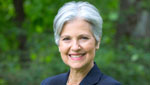 Doctor Jill Stein is the Green Party candidate for president in 2016.