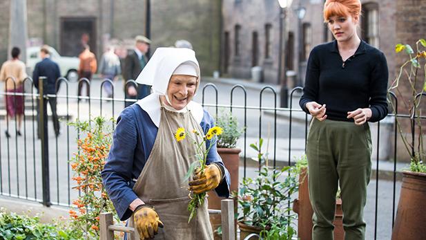 Sister Monica Joan (Judy Parfitt)