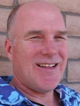 Pastor Randy Mayer portrait
