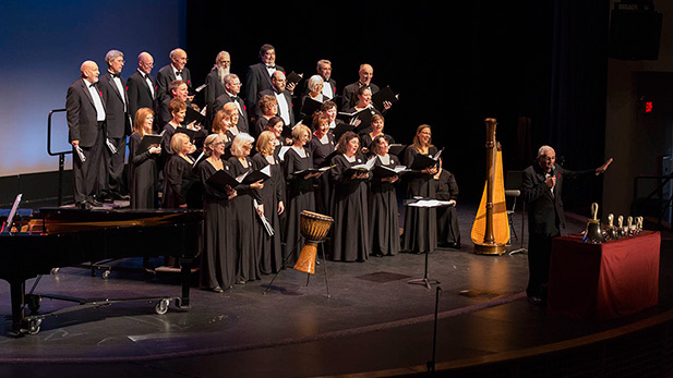 The Arizona Repertory Singers perform a series of spring concerts in April.