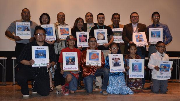 finding navajo cast spotlight