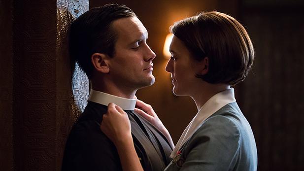 Tom Hereward (Jack Ashton), Barbara (Charlotte Ritchie)