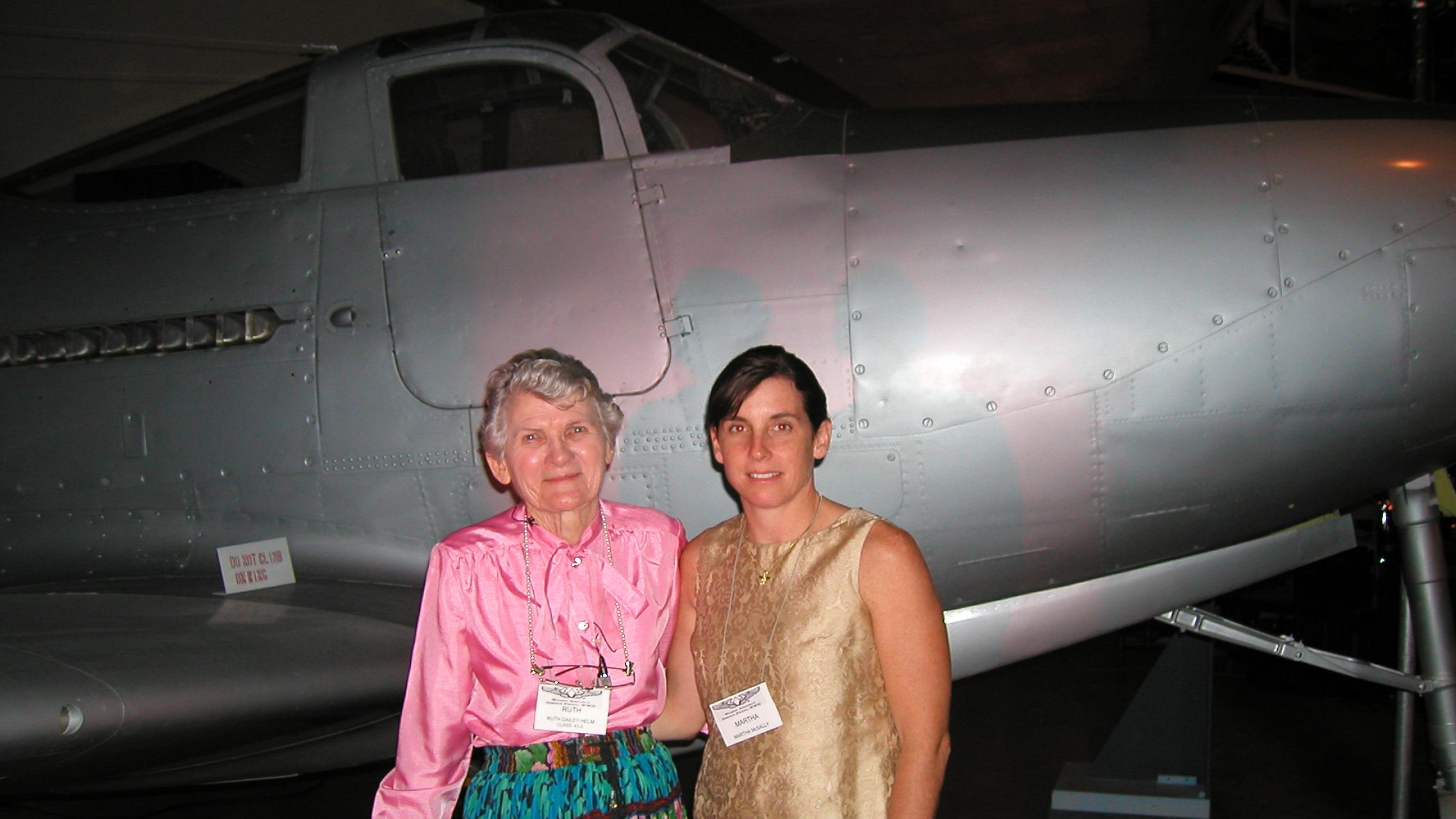 Ruth Helm with Martha McSally