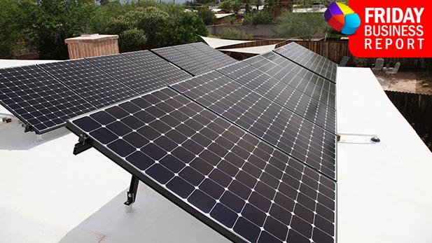 Biz Report Solar