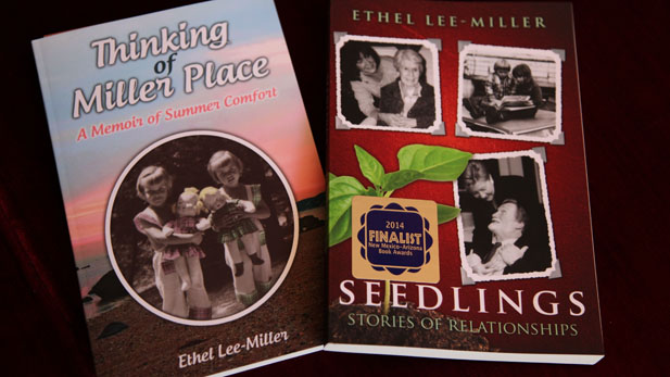 ethel lee-miller books