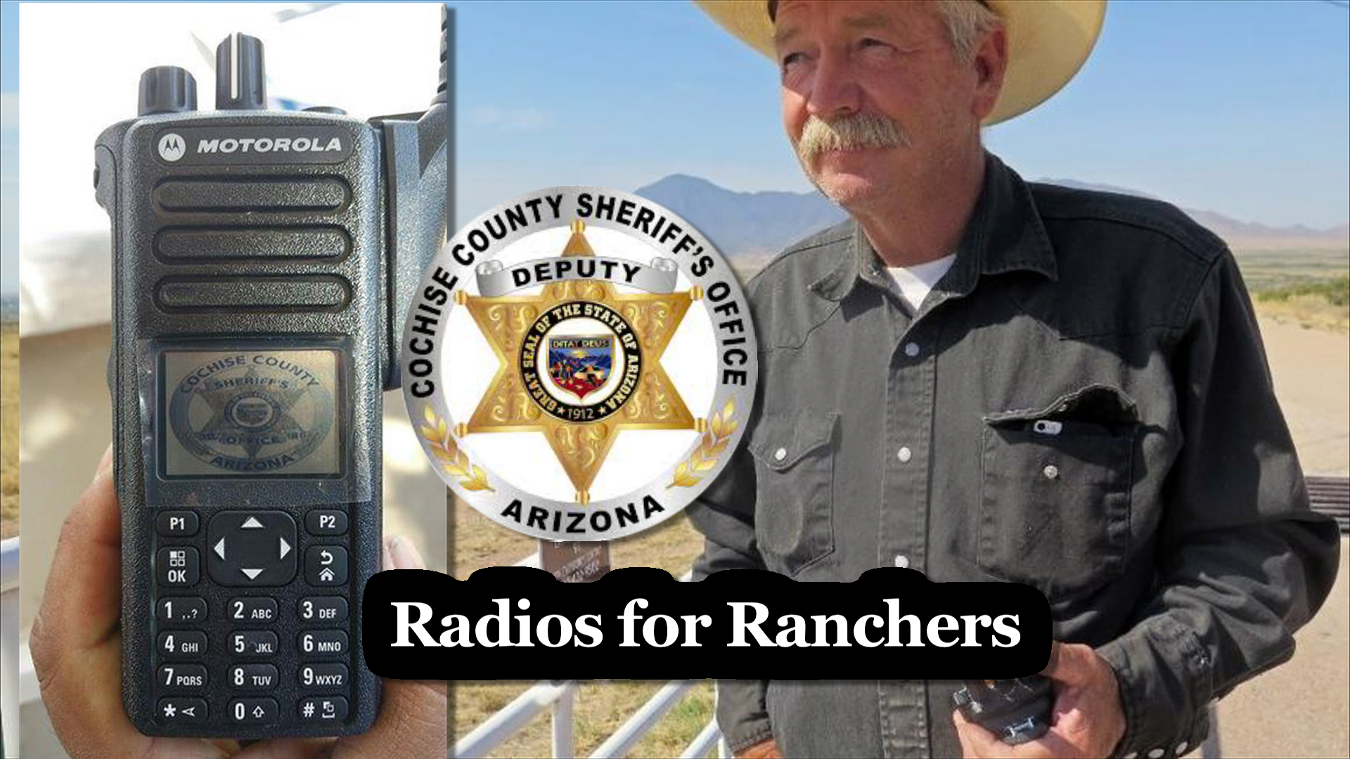 RADIOS FOR RANCHERS