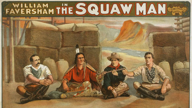 squaw man spotlight