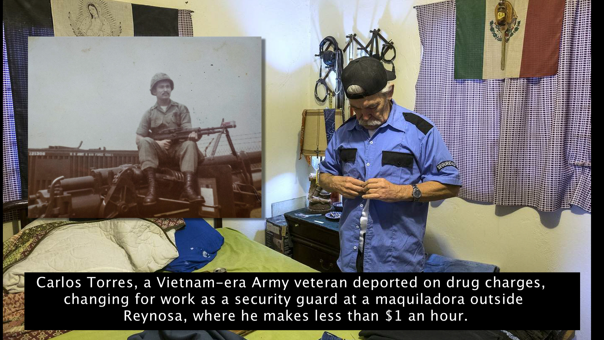 Deported Veteran