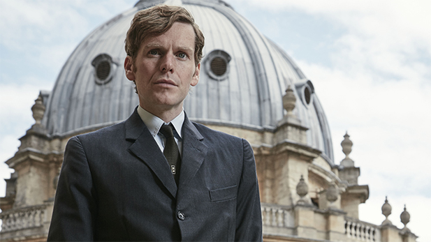 Shaun Evans as DC Morse