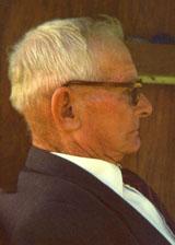 frank rudd bybee portrait