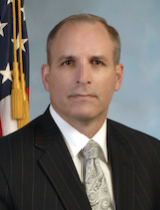 Mark Morgan, Border Patrol chief portrait