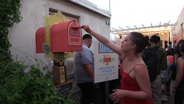 mailbox spot