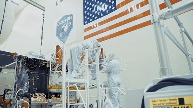 OSIRIS REx: Countdown to Launch