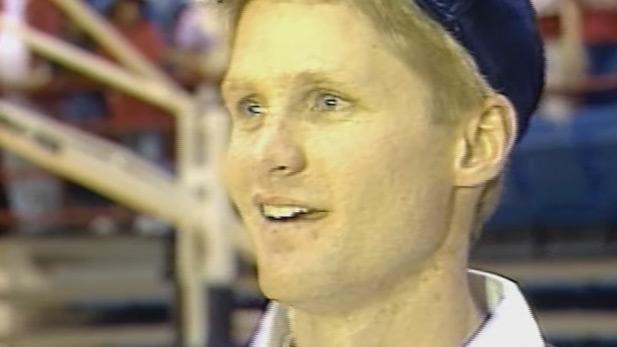 Steve Kerr. From 1988.