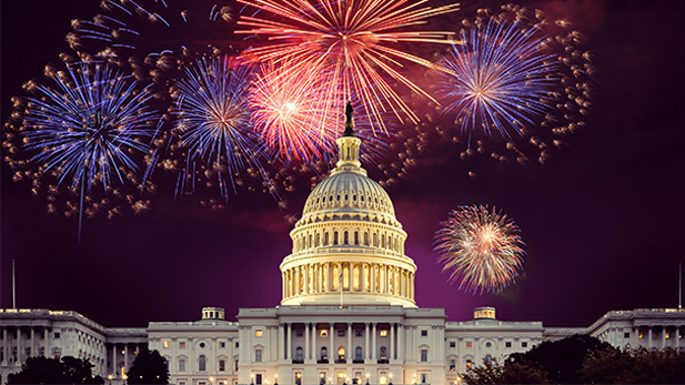 A CAPITOL FOURTH puts viewers front and center for the greatest display of fireworks anywhere in the nation