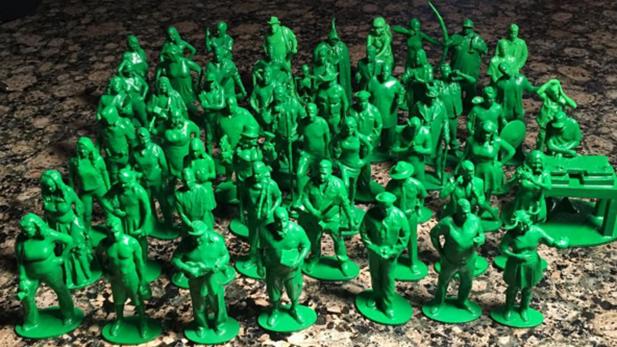 rudy army