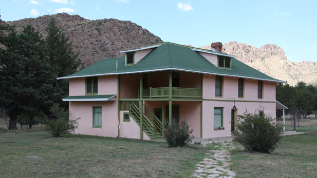 Chiricahua N M Ranch
