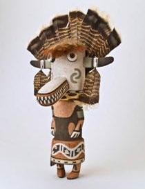 Hopi Katsina friend.
