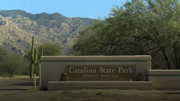 From the Vault: Catalina State Park Dedication 1983
