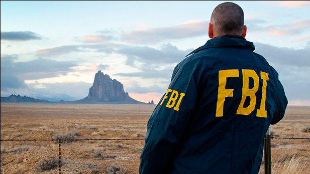 FBI Agent Navajo Nation spot