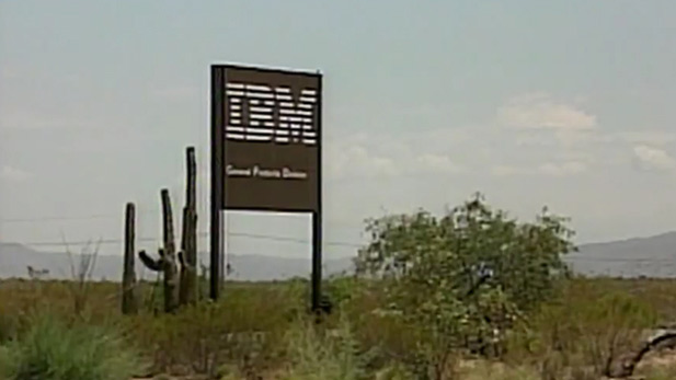 From the Vault: IBM Leaves Tucson