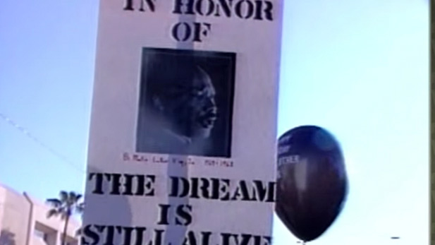 From The Vault: MLK Day Politicking