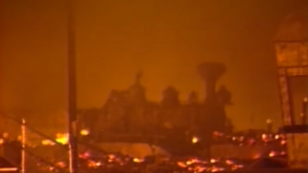 From the Vault: Old Tucson Fire