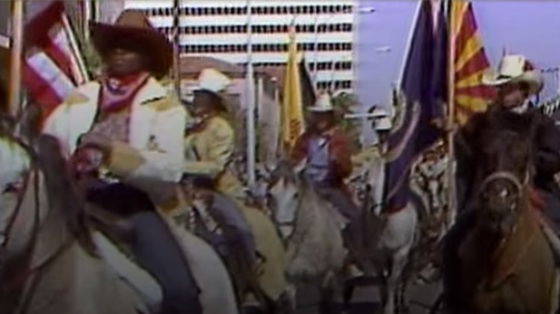 From the Vault: Rodeo Parade 1984