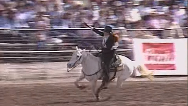 From the Vault: Women in Rodeo