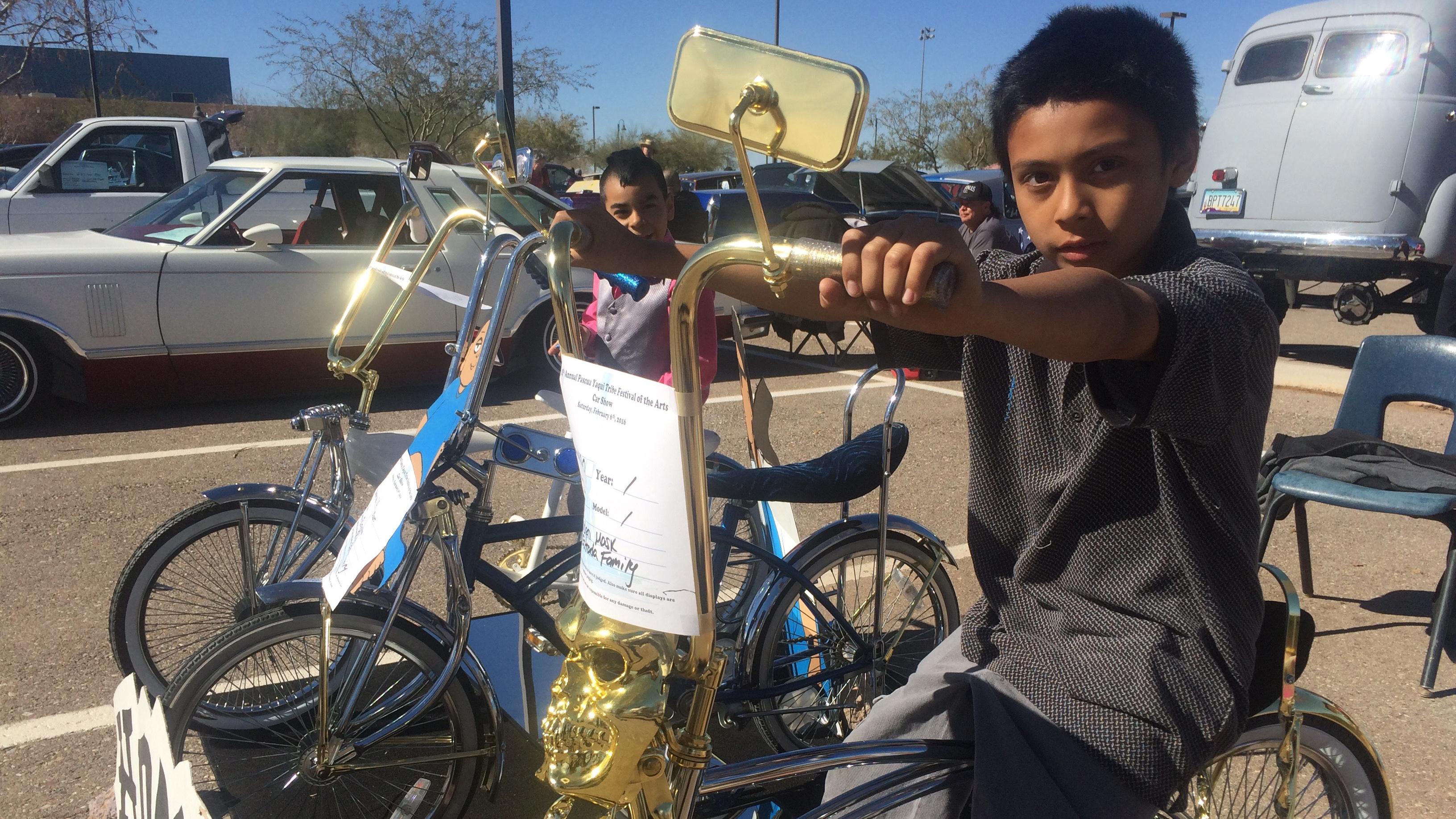 boys bikes spot