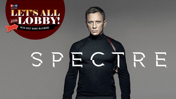 "Daniel Craig dons the 007 shoulder holster for the fourth (and possibly last?) time in 2015 for ""Spectre""."