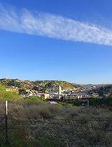 Nogales AZ looking into Nogales Sonora